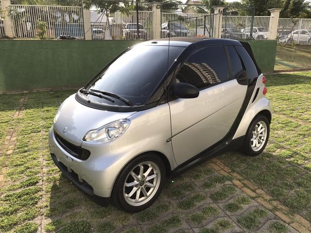 Smart fortwo by mercedes benz cabriolet turbo 2009 for Mercedes benz smart fortwo
