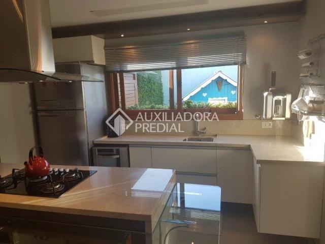 Casa de condomínio à venda com 3 dormitórios em Igara, Canoas cod:264193 - Foto 2