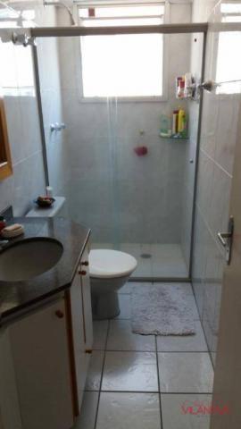 Apartamento com 3 dormitórios à venda, 90 m² por r$ 390.000 - jardim aquarius - são josé d - Foto 17
