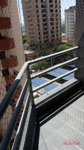 Apartamento com 3 dormitórios à venda, 90 m² por r$ 390.000 - jardim aquarius - são josé d - Foto 8