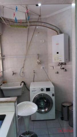 Apartamento com 3 dormitórios à venda, 90 m² por r$ 390.000 - jardim aquarius - são josé d - Foto 14