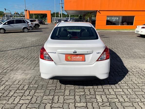 NISSAN VERSA 2018/2019 1.6 16V FLEXSTART S 4P MANUAL - Foto 6