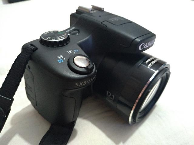 Camera Canon SX50 HS - Foto 2