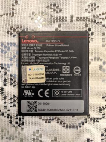 Vendo Smartphone Lenovo Vibe K5 Seminovo - Foto 4