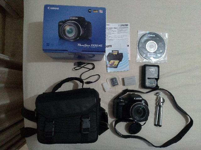Camera Canon SX50 HS - Foto 5