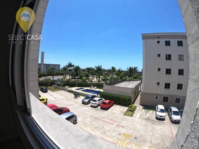 Oportunidade de morar em colina de laranjeiras em apartamento de 2 quartos - Foto 9