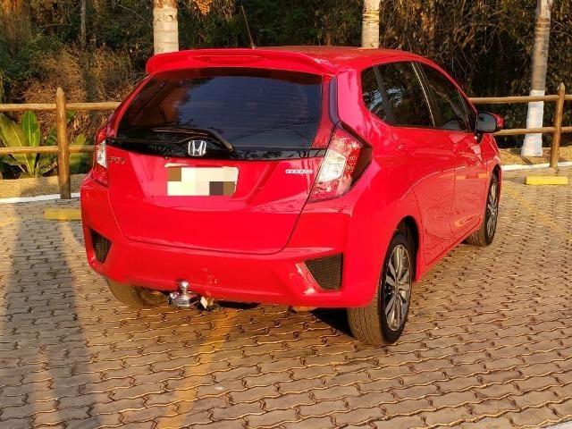 Honda Fit Exl 2015 único dono - Foto 2