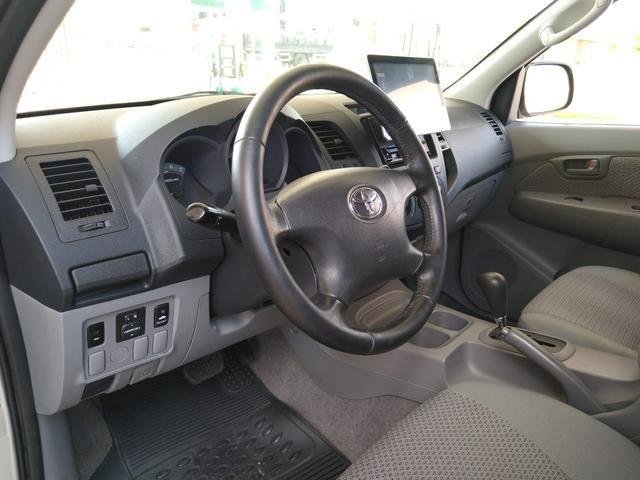 Toyota Hilux CD SR 2.7 WTi 2010 GASOLINA - Foto 12