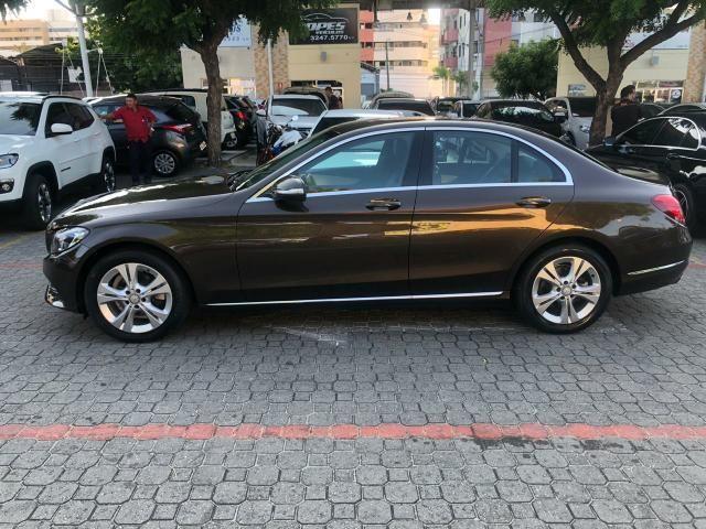 Mercedes C180 2015 Multimídia, Banco Couro, Desafio Mais Nova! - Foto 3