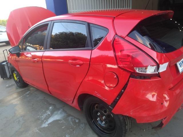 Ford Fiesta Ha 1.5 15/16 Para retirada de peças e partes - Foto 4