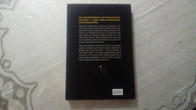 Livro star wars - estrela perdida (semi novo) - Foto 2