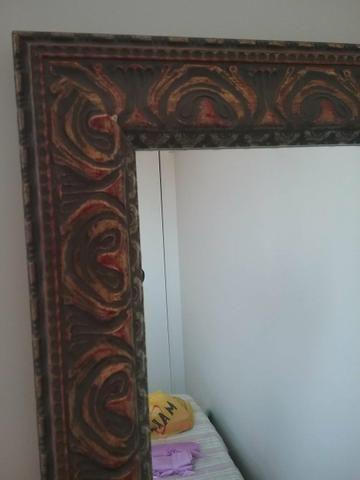 Espelho com moldura - Foto 2