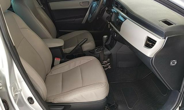 Toyota corolla xei 2.0 2016 automático - Foto 4