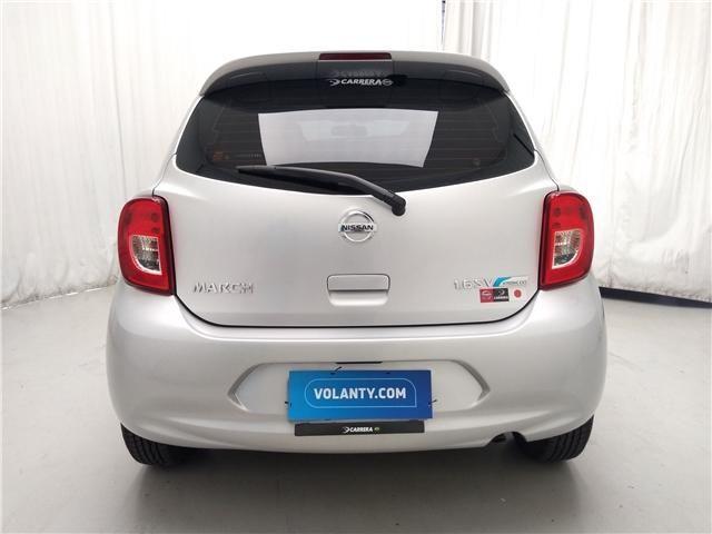 Nissan March 1.6 sv 16v flex 4p xtronic - Foto 5