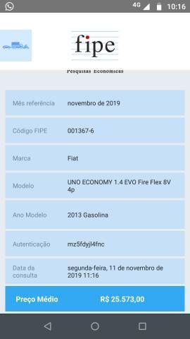 Novo Uno economy 1.4 2013 - Foto 8