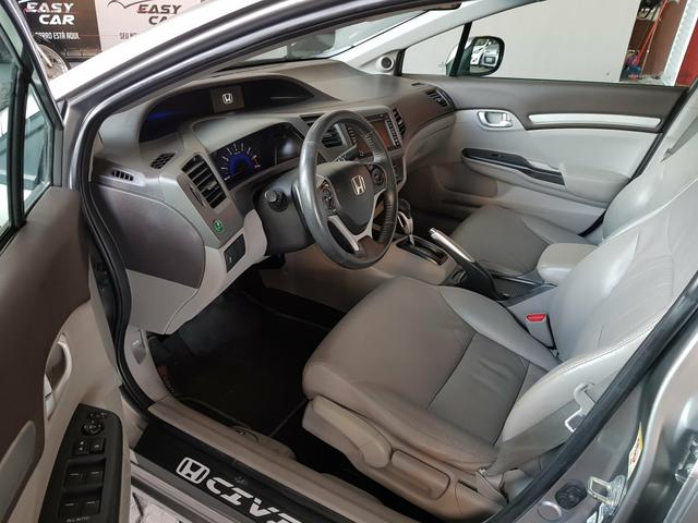 Honda Civic 2012 EXS C/Teto automático - Foto 4