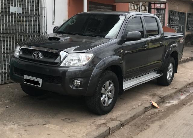 Hilux srv 11/11 Aut. 4x4 Diesel - Foto 5