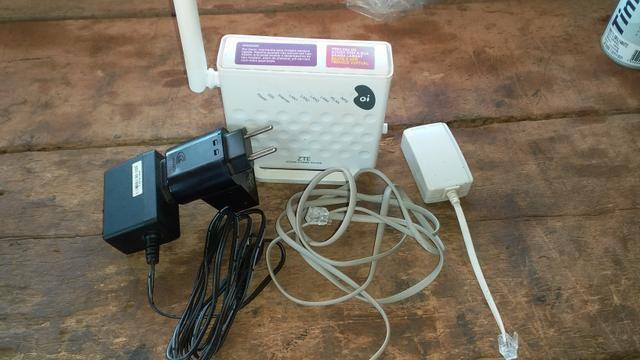 Vendo modem roteador,banda larga,não é fibra e não pega chip