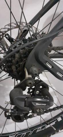Bike KSW Alumínio Aro 29 Preto Fosco - Foto 2