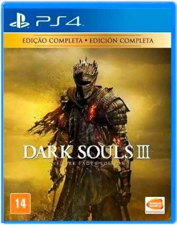 Dark souls 3 jogo de Ps4