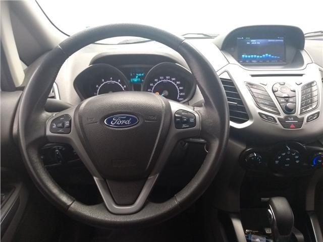 Ford Ecosport 2.0 se 16v flex 4p powershift - Foto 13