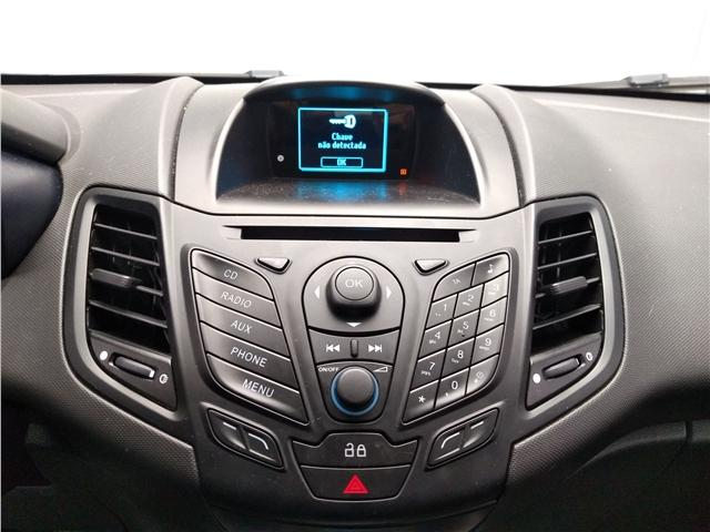 Ford Fiesta 1.6 se hatch 16v flex 4p automático - Foto 15