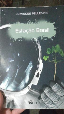 Livro ESTAÇÃO BRASIL
