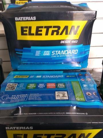 Bateria eletran 60ah