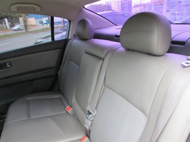 NISSAN SENTRA 2011/2012 2.0 S 16V FLEX 4P AUTOMÁTICO - Foto 8