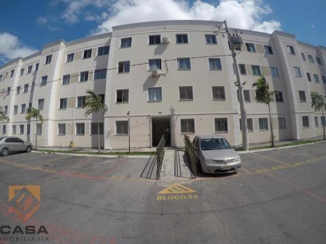 _ Apartamento no cond São Pedro em Colina de Laranjeiras - 2 quartos com suíte