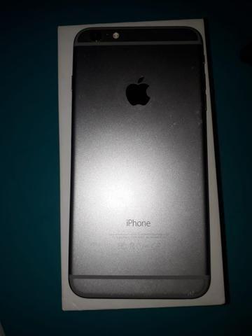 IPhone 6 Plus   64GB   Cinza   Tela 5,5   4G TIM   12 MP - Foto 2