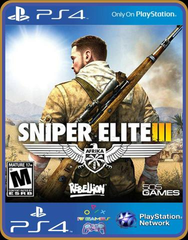 Ps4 Sniper elite 4 - Foto 3