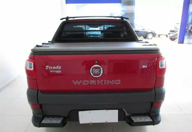Fiat Strada Cabine Dupla - Foto 4