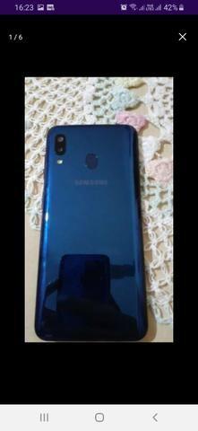 Samsung A20 SÓ VENDA - Foto 6