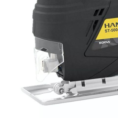 Serra Tico-Tico para Madeira, Alumínio e Aço 500w 220v - Hammer ST500 - Foto 4