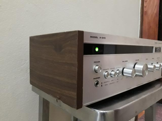 Amplificador Superscope / Marantz Model A-245 - Foto 4