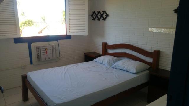 Vendo excelente casa, na beira-mar, mobiliada, em condomínio, na Praia de Itapoama - Foto 9