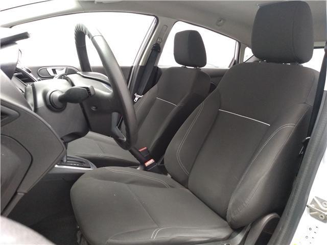 Ford Fiesta 1.6 se hatch 16v flex 4p automático - Foto 9