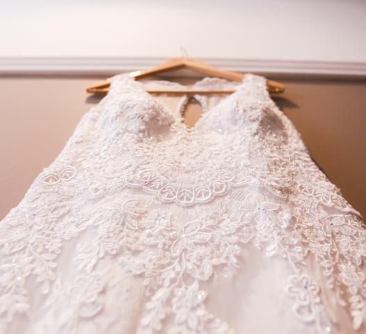 Vestido de noiva June J?adore - Foto 4