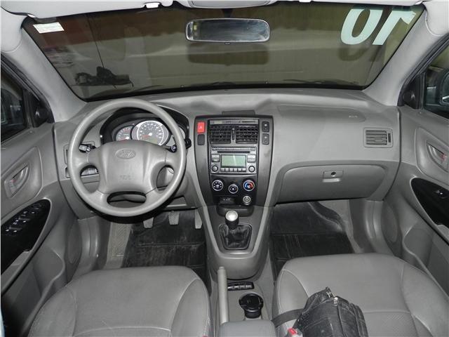 Hyundai Tucson 2.0 mpfi gl 16v 142cv 2wd gasolina 4p manual - Foto 7