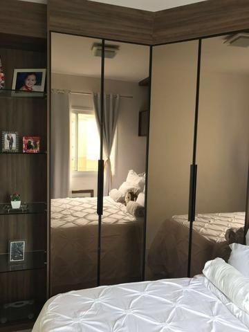 BN- Lindo Apartamento 2 quartos com suíte pertinho de Jardim Camburi - Foto 2