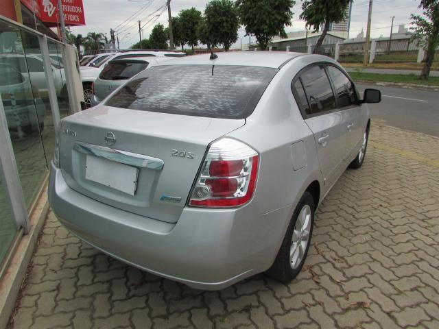 NISSAN SENTRA 2011/2012 2.0 S 16V FLEX 4P AUTOMÁTICO - Foto 5