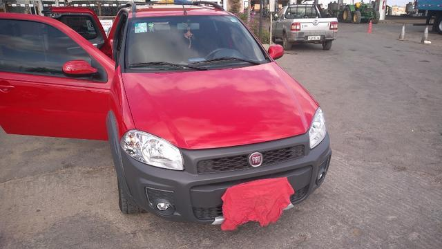 Fiat Strada 3 porta 1.4 flex