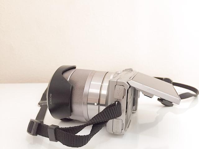 Câmera Mirroless Sony Nex 5 - Foto 3