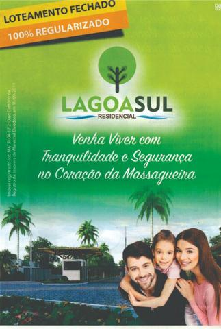 Loteamento Lagoasul Residencial Massagueira