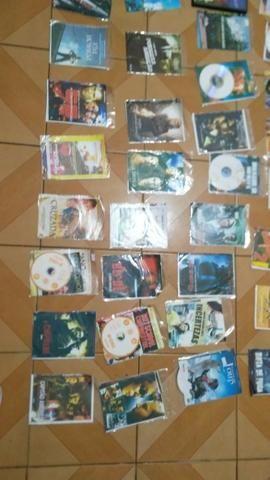 62 DVD variados valor de tudo 80 reais - Foto 4