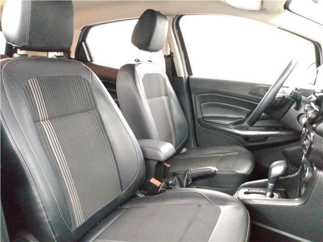 Ford Ecosport 1.5 tivct flex freestyle automático - Foto 10