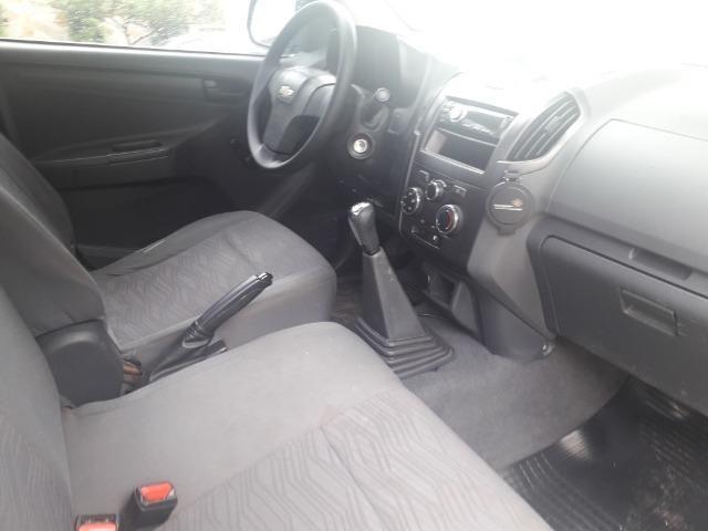 S10 2012/13 2.8 diesel branca 4x2 cab. simples - Foto 5