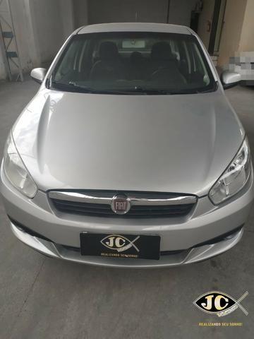 Fiat - Grand Siena Attractive 1.4 Flex Completo - 2013/2013