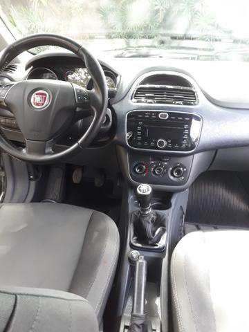 Fiat Punto Attractive 1.4 8V 2015 IMPECÁVEL! - Foto 20